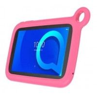Alcatel 1T 7 inc 8GB Pembe Kılıflı Çocuk Tableti