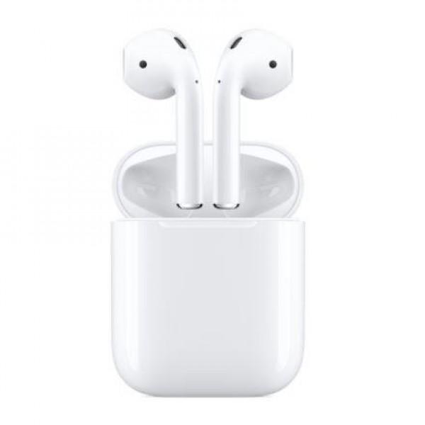 Apple AirPods MV7N2TU/A (2.Nesil) ve Şarj Kut...