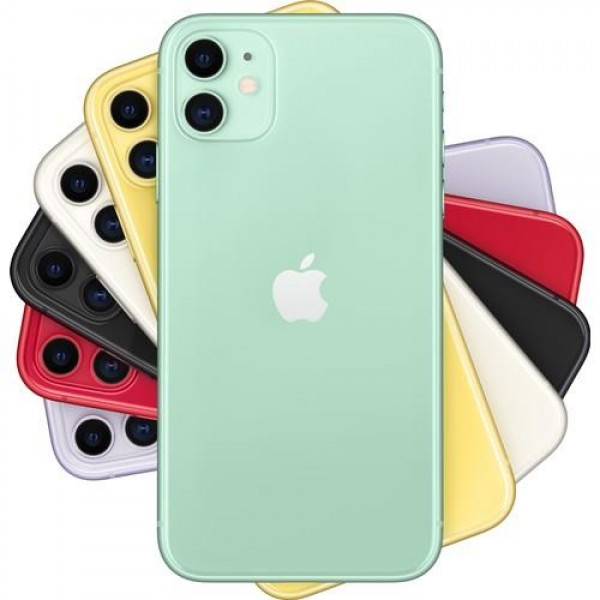 Apple iPhone 11 128GB Yeşil Cep Telefonu - Ap...