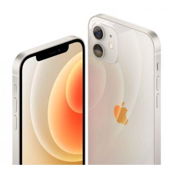 Apple iPhone 12 128GB Beyaz Cep Telefonu - Apple Türkiye Garantili