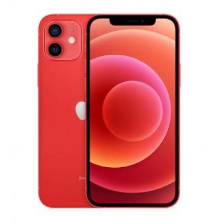 Apple iPhone 12 256GB Kırmızı Cep Telefonu - Apple Türkiye Garantili