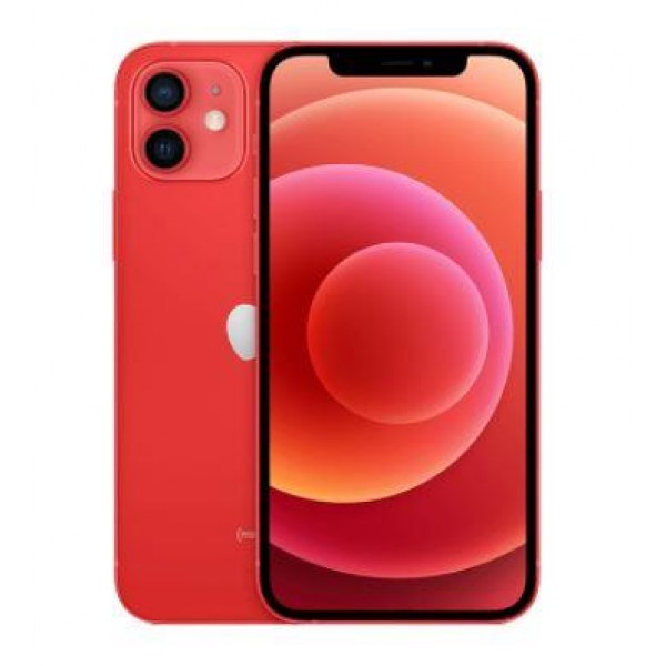 Apple iPhone 12 64GB Kırmızı Cep Telefonu - A...