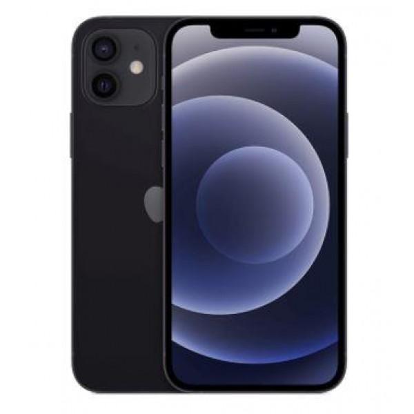 Apple iPhone 12 64GB Siyah Cep Telefonu - App...