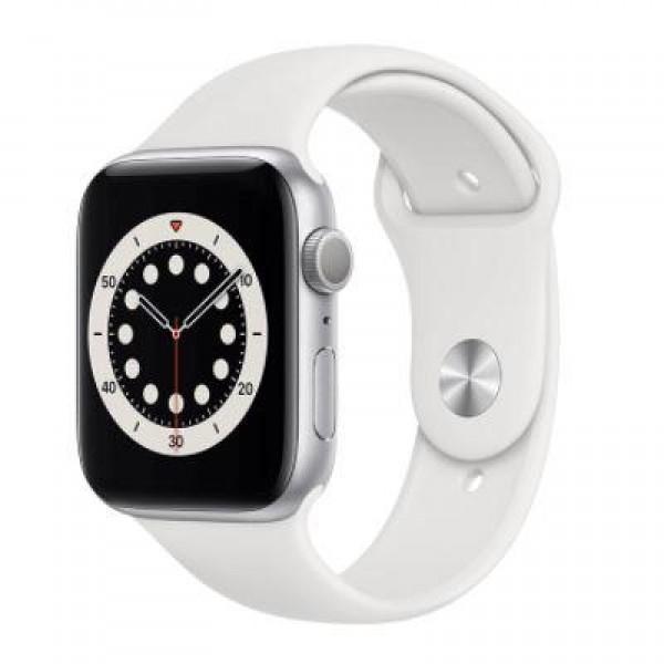 Apple Watch Series 6 GPS 40 mm MG283TU/A Gümü...