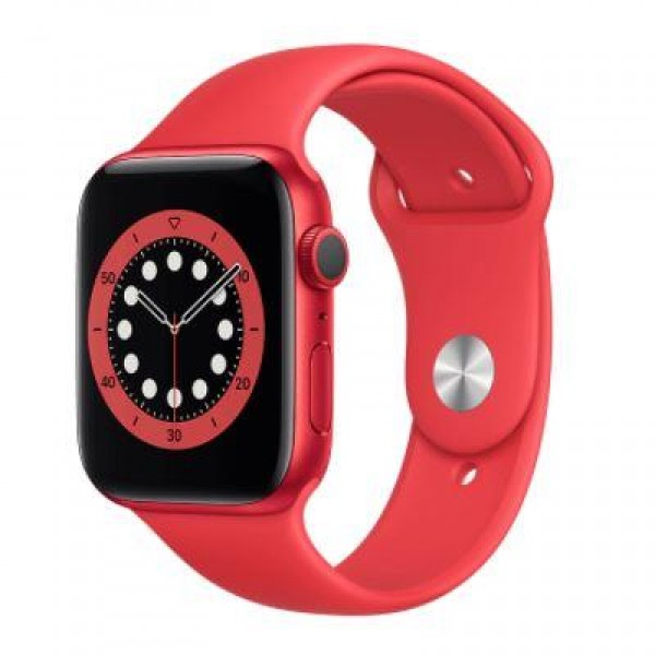 Apple Watch Series 6 GPS 44 mm M00M3TU/A Kırm...