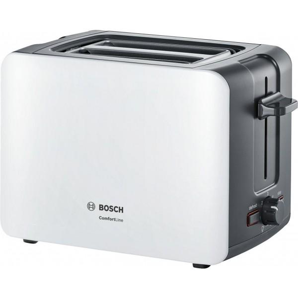 Bosch TAT6A111 Kompakt Ekmek Kızartma Makinas...
