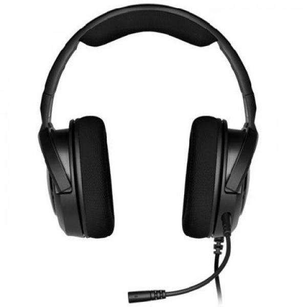 Corsair HS35 Stereo Karbon CA-9011195-EU Kabl...