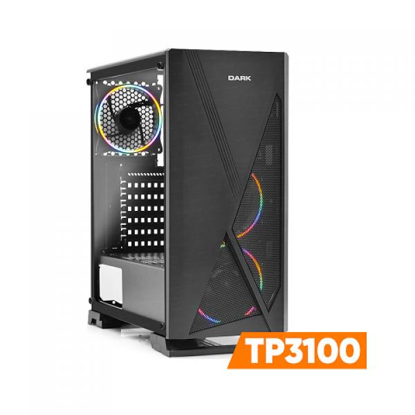 DARK TP3100 Ryzen3 3100 8GB RX560 4GB 240GB S...