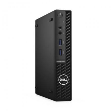 DELL Optiplex 3080 MFF N006O3080MFF_U i3-10100T 4GB 128GB SSD Ubuntu Mini Bilgisayar
