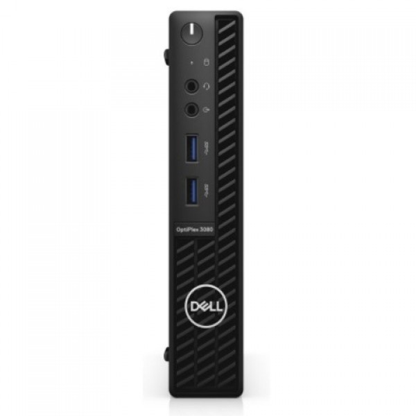 DELL Optiplex 3080 N010O3080MFF_U i3-10100T 8...