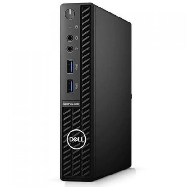 Dell OptiPlex 3080MFF N212O3080MFF_U i3-10105...