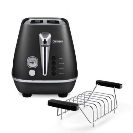 Delonghi Distinta CTI2103.BK Siyah Ekmek Kızartma Makinesi