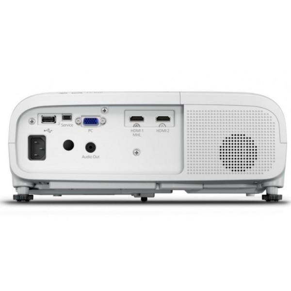 Epson 2500AL FHD 7500H Wi-Fi LCD Ev Sineması Projeksiyon Cihazı