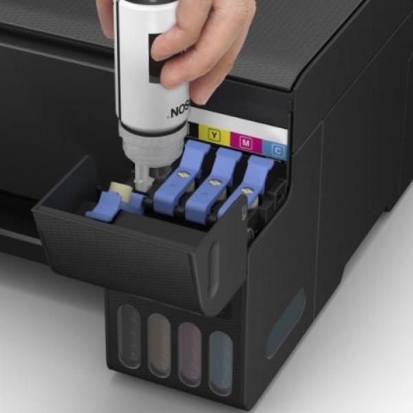 Epson Ecotank L3111 Tarayıcı Fotokopi USB Tanklı Yazıcı