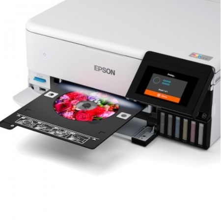 Epson EcoTank L8160 Wİ-Fi + Tarayıcı + Fotokopi Renkli Çok Fonksiyonlu Tanklı Mürekkep Püskürtmeli Yazıcı