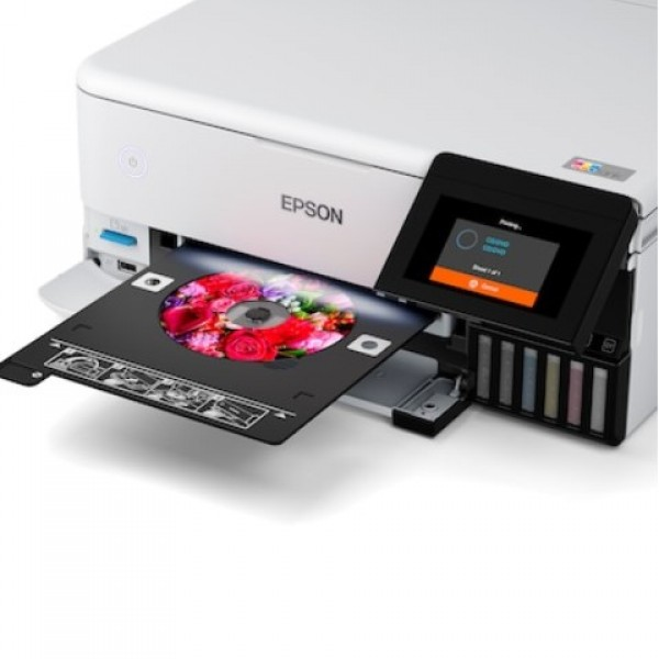 Epson EcoTank L8160 Wİ-Fi + Tarayıcı + Fotoko...