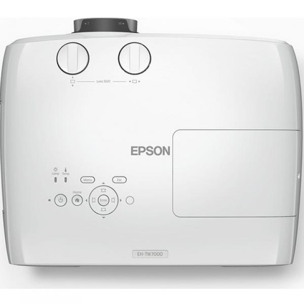 Epson EH-TW7000 3.000 Ansilümen 4K Projeksiyon Cihazı