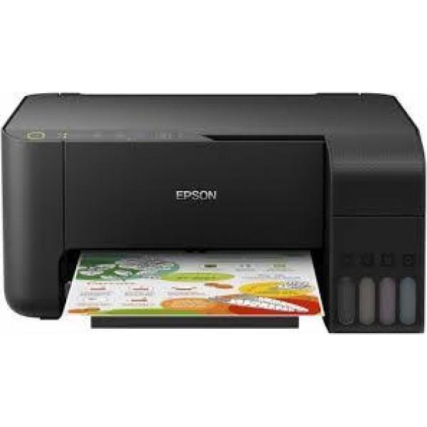Epson L3150 Tarayıcı + Fotokopi Renkli Çok Fo...