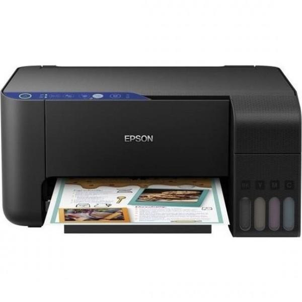 Epson L3151 Wi-Fi + Tarayıcı + Fotokopi Renkl...