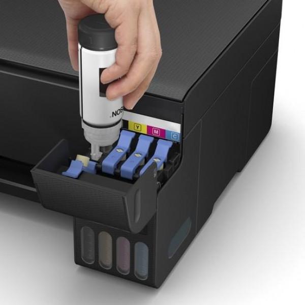 Epson L3151 Wi-Fi + Tarayıcı + Fotokopi Renkli Çok Fonksiyonlu Yazıcı