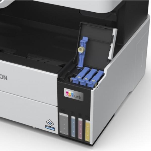 Epson L6460 EcoTank WiFi Ethernet Dublex Tarayıcı Fotokopi LCD A4 Inkjet Tanklı Yazıcı