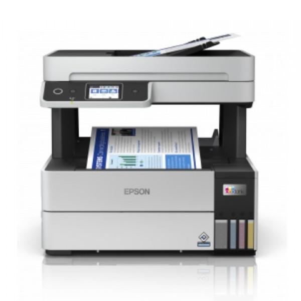 Epson L6490 Renkli Tarayıcı Fotokopi Fax Wifi...