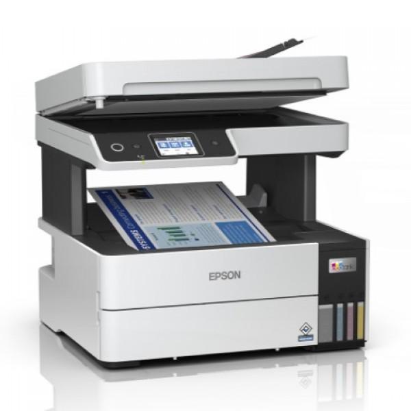 Epson L6490 Renkli Tarayıcı Fotokopi Fax Wifi Inkjet Tanklı Yazıcı