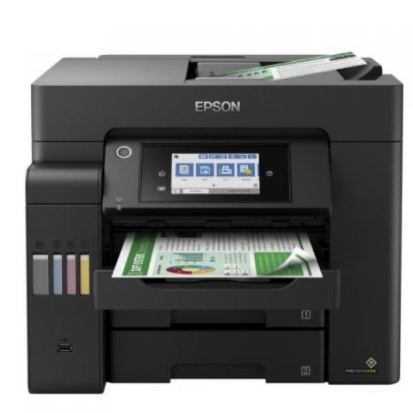 Epson L6550 WI-FI Ethernet Tarayıcı Fotokopi Faks Renkli Mürekkep Tanklı Yazıcı
