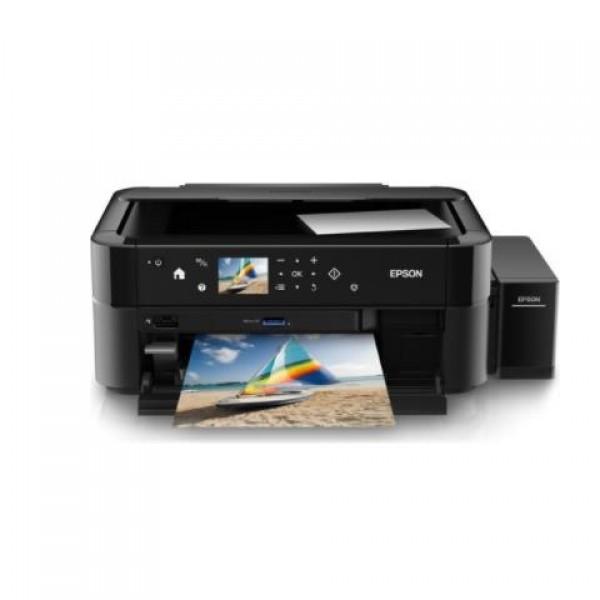 Epson L850 Fotokopi + Tarayıcı + Mürekkep Tan...