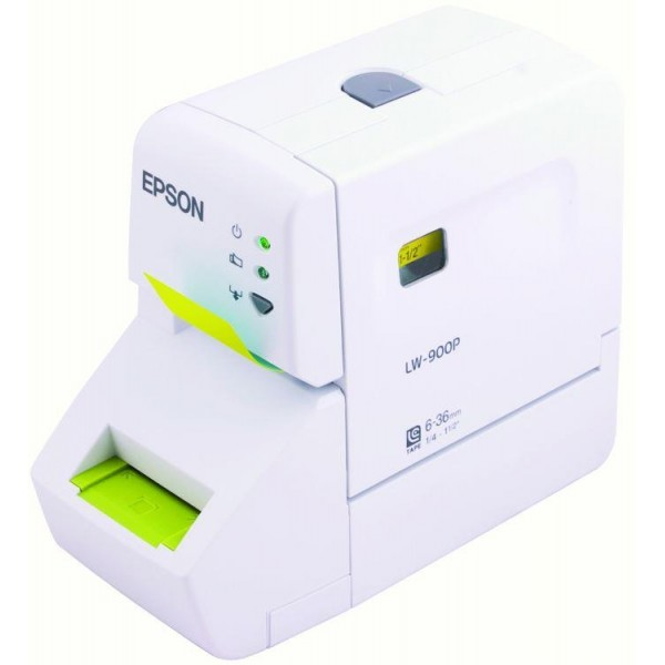 Epson LabelWorks LW-900P Thermal Etiket Yazıc...