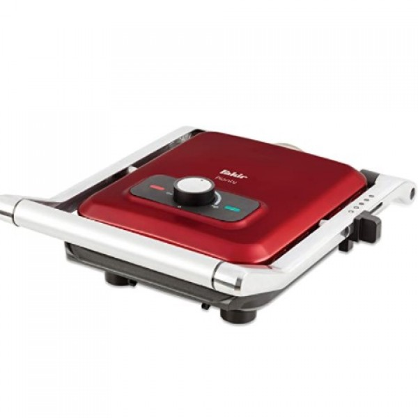 Fakir Pionty Kırmızı 2000 W Tost Makinesi