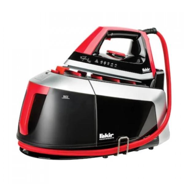Fakir Raphael Plus Kırmızı - Siyah 2400 W Buh...