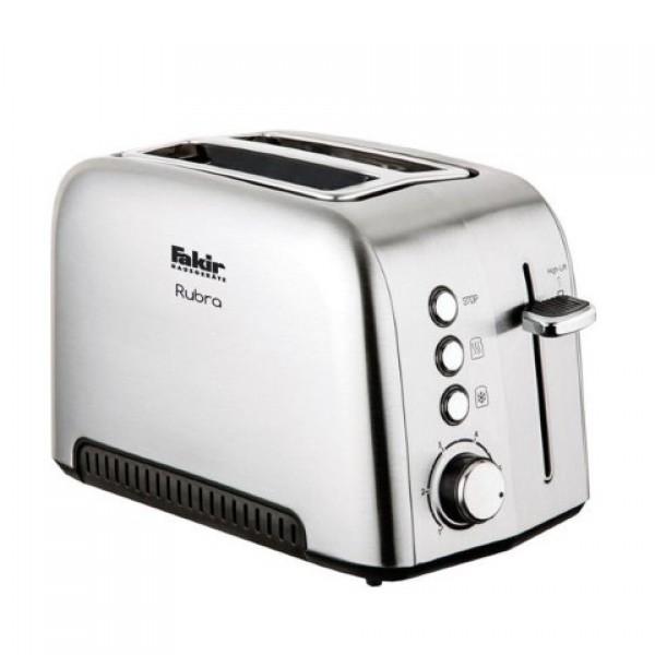 Fakir Rubra Inox Gri Ekmek Kızartma Makinesi