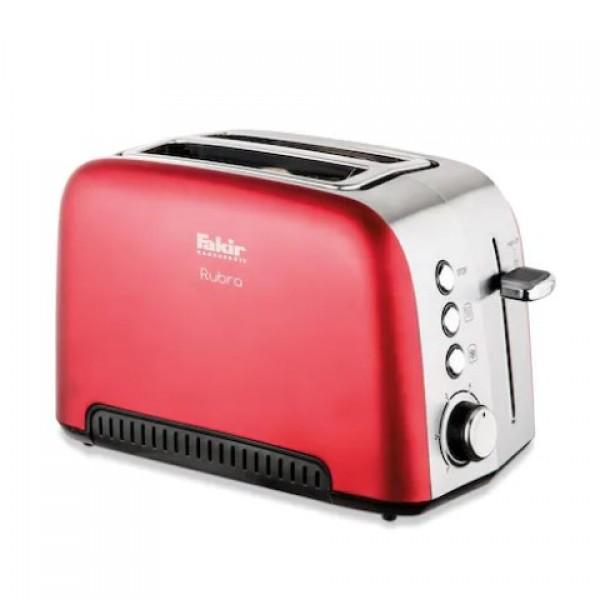 Fakir Rubra Kırmızı Ekmek Kızartma Makinesi...