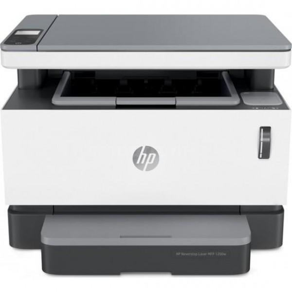 HP 4RY26A 1200w NEVERSTOP WiFi Lazer A4 Fotok...