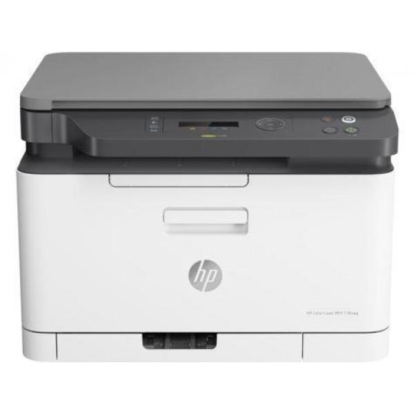 HP 4ZB96A Color MFP 178nw Lazer Yazıcı