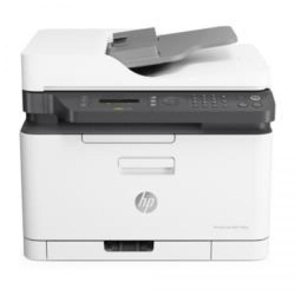 HP 4ZB97A ColorLaserJet 179fnw Fax Fotokopi T...