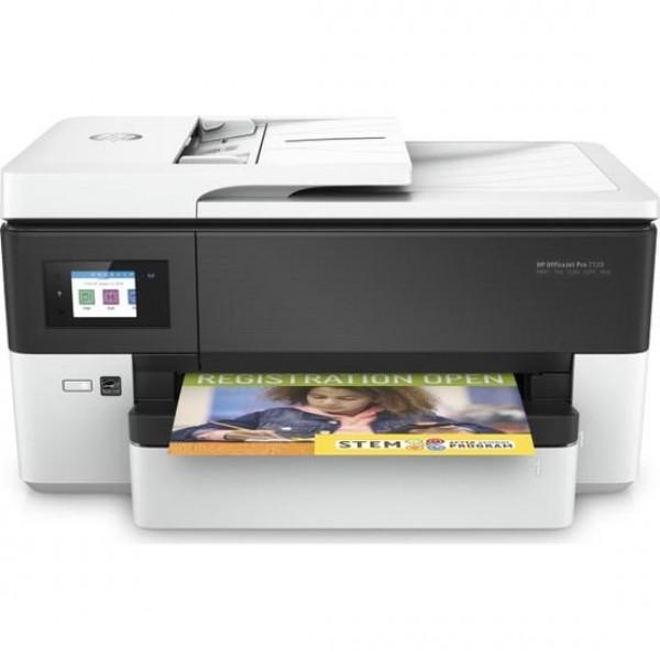 HP Officejet Pro 7720 Y0S18A Fotokopi + Faks ...