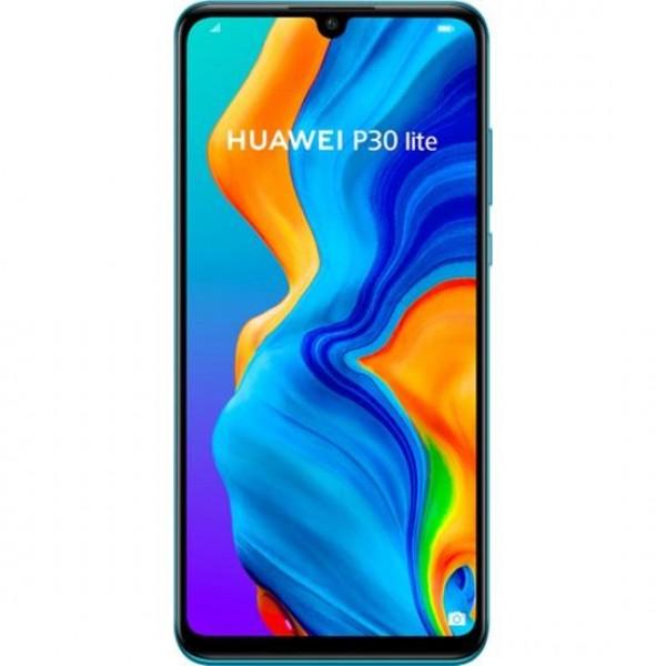 Huawei P30 Lite 128GB Mavi Cep Telefonu - Hua...