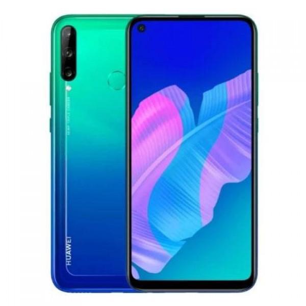 Huawei P40 Lite E 64 GB Mavi Cep Telefonu - H...