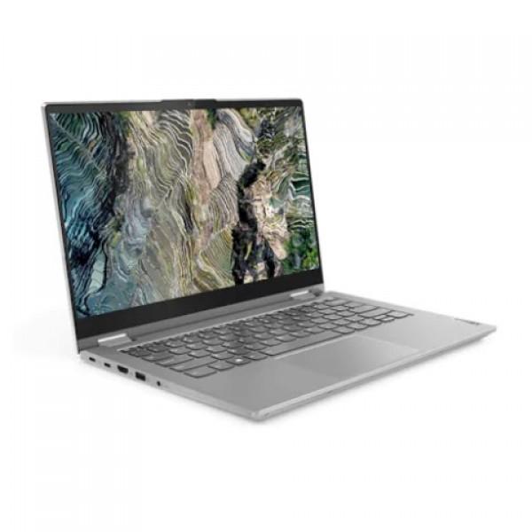 "Lenovo ThinkBook 14S Yoga 20WE004JTX i7-1165G7 16GB 512GB 14"" FHD Dos Touch Taşınabilir Bilgisayar"