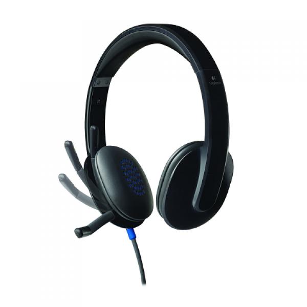 Logitech 981-000480 H540 USB Kulaküstü Kulakl...