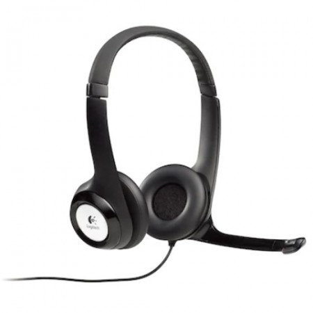 Logitech H390981-000406 Siyah Mikrofonlu Kulaklık