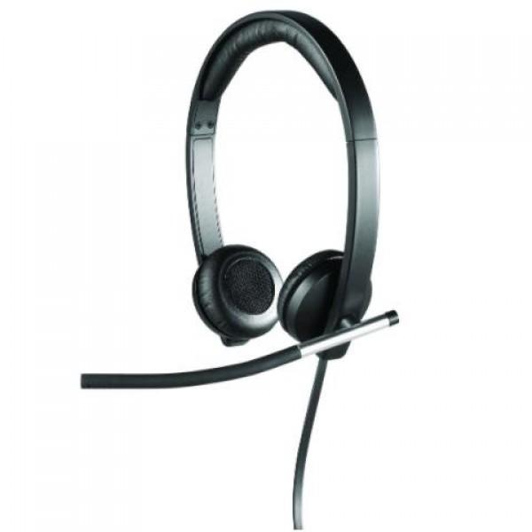 LOGİTECH H650E 981-000519 USB STEREO KULAKLIK...
