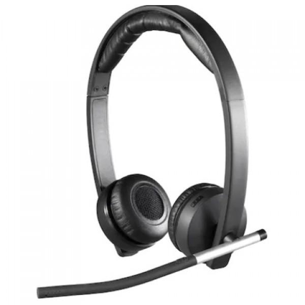 Logitech H820E 981-000517 Stereo Mikrofonlu K...