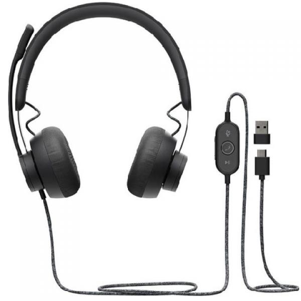 Logitech Zone 981-000870 Kablolu Kulaklık