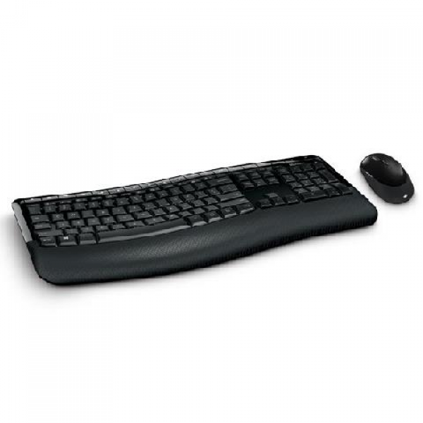 Microsoft PP4-00016 Wireless Comfort Desktop ...
