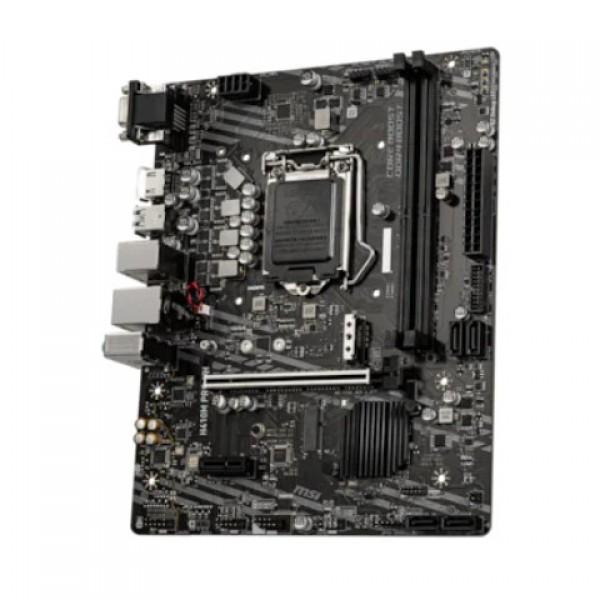 MSI H410M PRO-VH Intel H410 2933 MHz DDR4 LGA 1200 Micro ATX Anakart