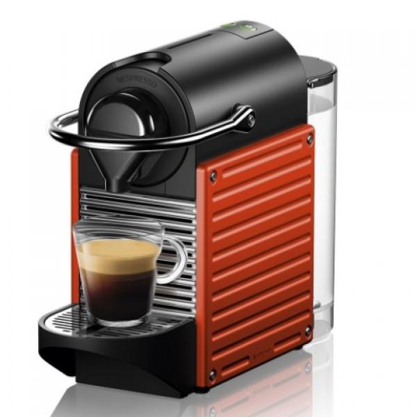 Nespresso C61 Pixie Red Kapsüllü Kahve Makine...