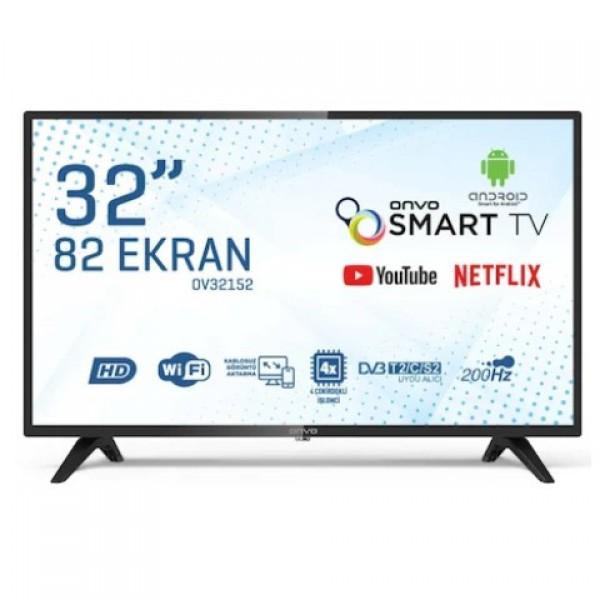 "Onvo OV32152 32"" HD Ready Smart LED TV"